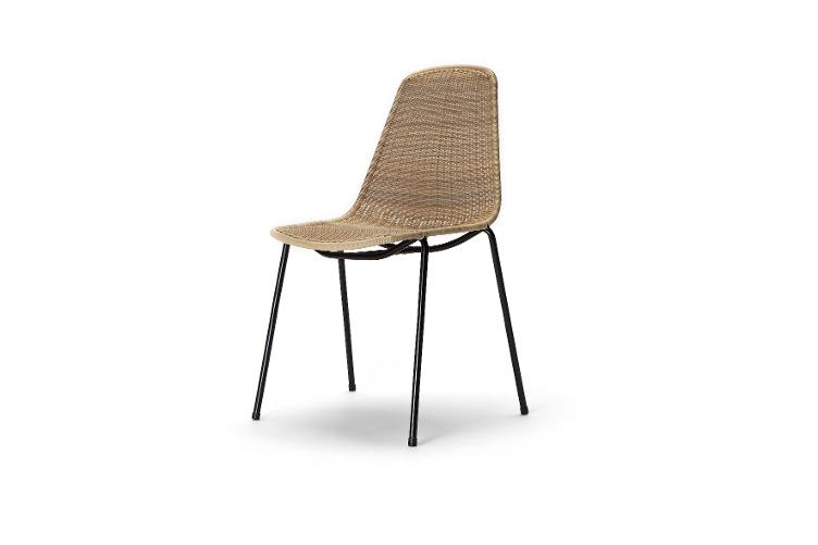 Basket Chair Gian Franco Legler | outdoor - 4