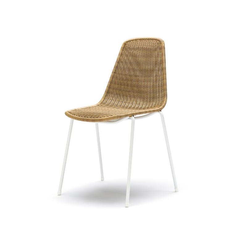 Basket Chair Gian Franco Legler | outdoor