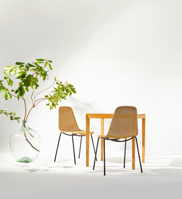 Basket Chair Gian Franco Legler | outdoor - 7