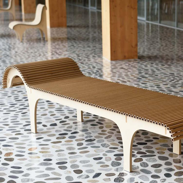 Chaise Longue | CARTA COLLECTION