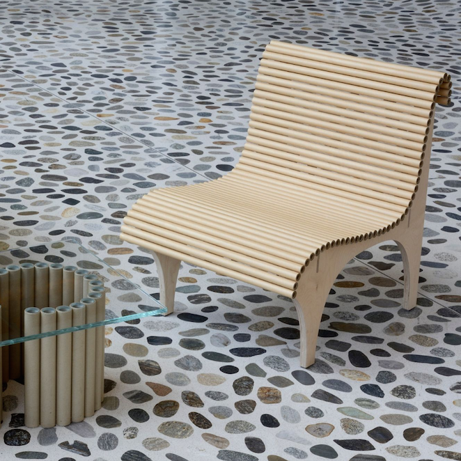 Lounge Chair | CARTA COLLECTION