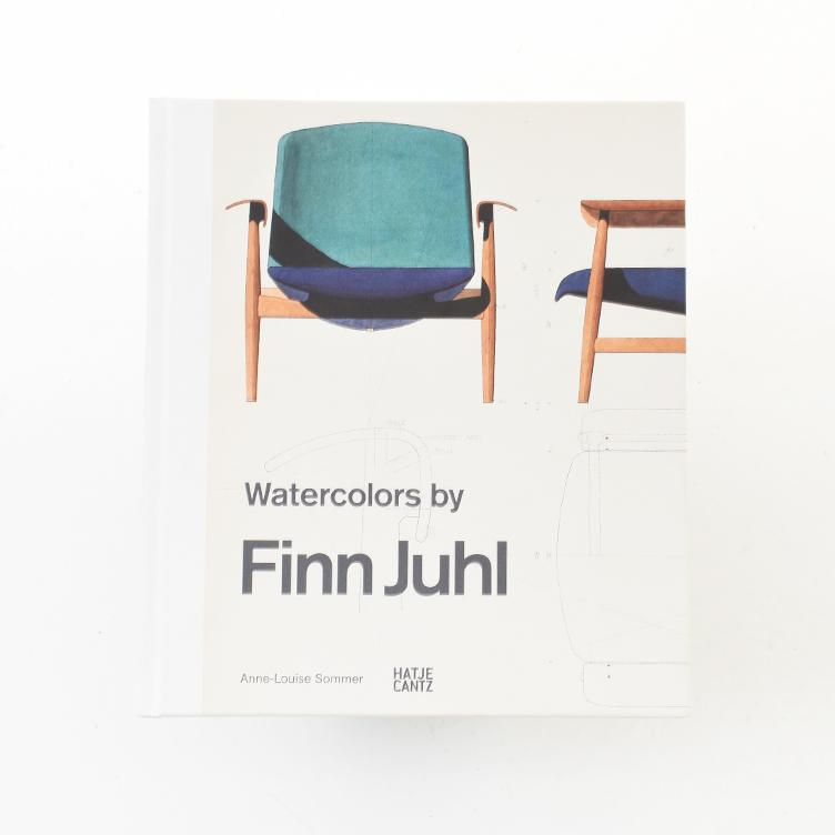 Buch Watercolors by Finn Juhl