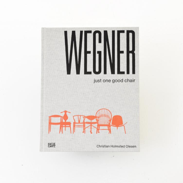 Buch Wegner | just one good chair